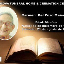 Carmen Del Pozo Maisonet