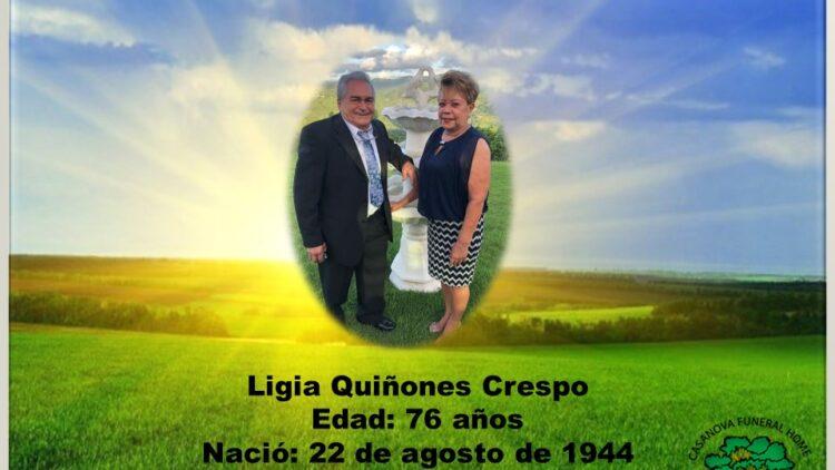 Ligia Elena Quiñones Crespo