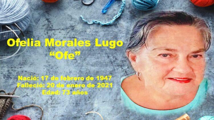Ofelia Morales Lugo