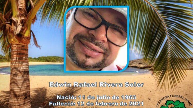 Edwin Rafael Rivera Soler