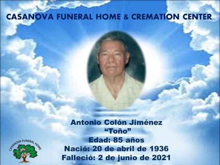Antonio Colón Jiménez