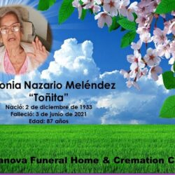 Antonia Nazario Meléndez