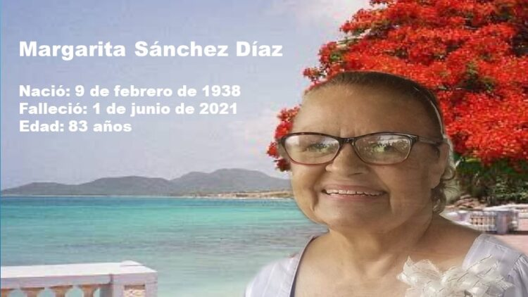 Margarita Sánchez Díaz