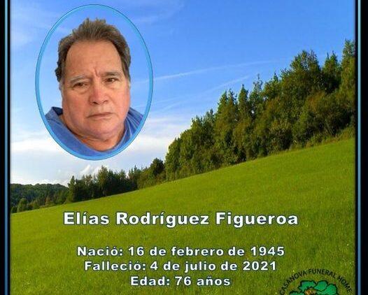 Elías Rodríguez Figueroa